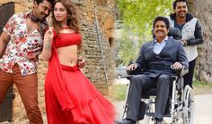 Awaiting his upcoming release Soggade Chinni Nayana, Akkineni Nagarjuna is busy wrapping up his next film, a bilingual, titled Oopiri. The film, a multistarrer, is inspired by the French film ' The Intouchables '. Tamil actor Karthi is playing a crucial role in the film.