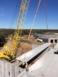 Precast Concrete Warehouse Fulford Group Warehouse