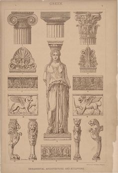 Emil Hochdanz (1816-1885) — Greek. Historic styles of ornament (1317x1934)