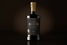 ZARCO Aceto Balsamico — The Dieline - Branding & Packaging