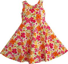 AA41 Girls Dress Cute Flower Sundress Kids Clothes Size 12-18 Months Sunny Fashion,http://www.amazon.com/dp/B009YB14C4/ref=cm_sw_r_pi_dp_aa3wsb0X9REXQFMZ