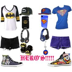 I love the Batman gear & would totally rock that for my sons birthday! ;)