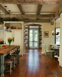 Vintage Country Kitchen | Country Kitchens