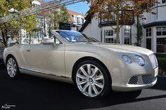 Bentley Continental GTC 2012 | Maxime Schautteet | Flickr