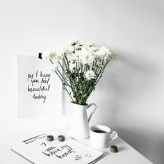 """mhaybe: """"serendipitih: """"I hove you feel beautiful today xx """" daily reminder : you are beautiful x """" Shop the newest fall trends Aesthetic Photo, White Aesthetic, Disney Instagram, Instagram Feed, Organizar Instagram, Minimalism Blog, Flat Lay Photography, White Photography, Flatlay Styling"""