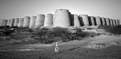 * Derawar Fort * # Bahalpur, Thar Desert. Pakistan.