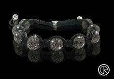 Black Diamond Shambala bracelet