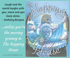 How to Use The Napping House to Promote Language and Early Literacy Skills