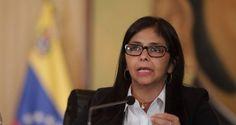¡PA'QUE SEA SERIA! Paraguay restregó a Delcy Eloína deuda de Venezuela de USD 8 millones a la OEA