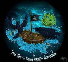 """Por mares nunca dantes navegados"""