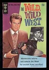 wild west comic