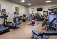 Houston Marriott Westchase Hotel with Fitness Center