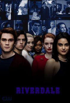 Riverdale, Riverdale Series, Cheryl, Archie, Josie, Veronica, Betty, Jughead, Poster