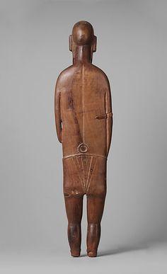 Female Figure (Moai Papa) | Rapa Nui people | The Met