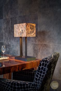 Luxury and unique leather products Leather Wall, Wall Treatments, Modern Industrial, Modern Interior Design, Stone, Lighting, Unique, Walls, Home Decor