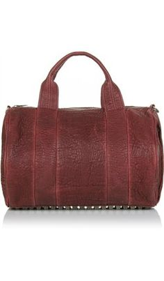 Alexander Wang Rocco Mini Duffle Bag... love this color and mini size
