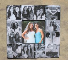 Personalized Sister Gift/Bridesmaid  Gift by DesignsByPictureThis, $48.00
