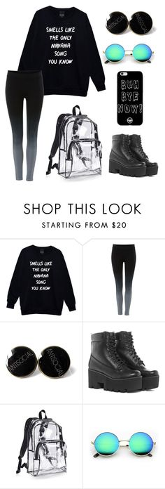 """""""Untitled #89"""" by i-am-peculiar ❤ liked on Polyvore featuring Label Lab"""