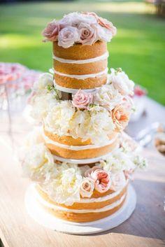 Definitivamente los pasteles descubiertos están en tendencia para este 2015.