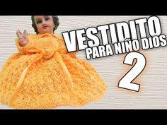Disney Princess, Knitting, Crochet, Baby, Facebook, Dresses, Youtube, Angeles, Barbie Dress