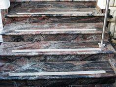 Mit #Granit vermeiden Sie die abgenutzten Oberflächen einschließlich Wartungskosten.  http://www.granit-deutschland.net/granit-treppen