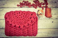 💗TOSCANA CLUTCH💗 Bag crochet www.harperhook.com Mimdfulness crochet