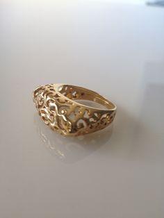 טבעת תחרה טבעת גולדפילד טבעת זהב טבעת מלבנית טבעת לאישה מתנה לאישה מתנה לחברה מתנה ליום הולדת    ❤️passion   מרמלדה מרקט