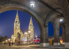 Szeretlek Magyarország Barcelona Cathedral, Building, Travel, Beautiful, Hungary, Viajes, Buildings, Destinations, Traveling