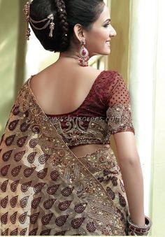 tissue  sarees | Fawn Tissue Saree with Blouse, Shri Sarees | Designer Sarees | Salwar ...