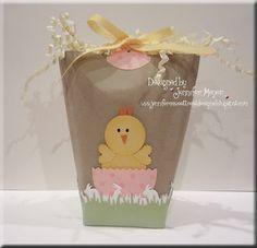 TLC368  - Box in a Bag - Easter Goodies