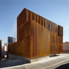 Arquitecturia Camps Felip - Courthouse Balaguer - Spain