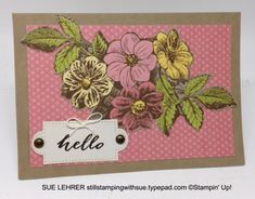 Alternative Card5  from May Good Things Grow March 2018  Paper Pumpkin Kit from Stampin' Up!-stillstampingwithsue.typepad.com
