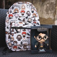 Harry Potter Star Wars harry potter hry, oblečenie a predmety Plushies, Hogwarts, Back To School, Chibi, Lunch Box, Harry Potter, Animation, Backpacks, Bags