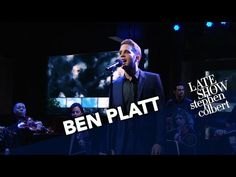 Ben Platt Performs 'For Forever' | Ben Platt performs an emotional number from the Broadway musical 'Dear Evan Hansen.'