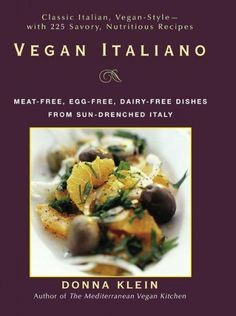 In the sumptuous style of classic Italian cuisine, this collection of delectably authentic recipes reinvents vegan. Mouth-watering dishes burst with fresh fruits, vegetables, whole grains, nuts, and h