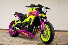 yamaha mt-09 motorcyclesandmoregermany: Photo