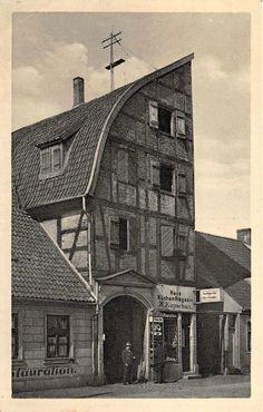 Alt - Memel Ostpreussen Küchenmagazin - Porzelan Laden