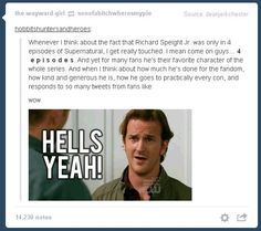 Did you realize it until this? Youst FOUR EPISODES and now I pretty miss him.... <---- more now, man....