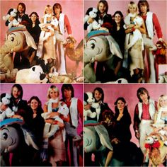 A few pictures from a (rather strange !) Abba photo shoot which took place in 1976... #Abba #Agnetha #Frida http://abbafansblog.blogspot.co.uk/2017/05/photo-shoot_22.html