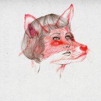 The White Deer | Society6