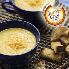 Smooth, silky and very nutritious. A great way to eat vegetables. Cauliflower Cheese Soups, Soup For The Soul, Winter Food, Winter Meals, Best Vegetarian Recipes, Meatless Monday, Soups And Stews, Smooth, Appetizers