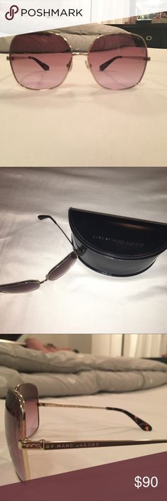 Marc by Marc Jacob Sunglasses Like new Marc By Marc Jacobs Accessories Sunglasses