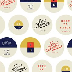 Saved by Avec Design (avecyou). Discover more of the best Branding, Id, Design, Beer, and Bottle inspiration on Designspiration Web Design, Graphic Design Studio, The Design Files, Graphic Design Branding, Identity Design, Graphic Design Inspiration, Typography Design, Logo Branding, Brand Identity