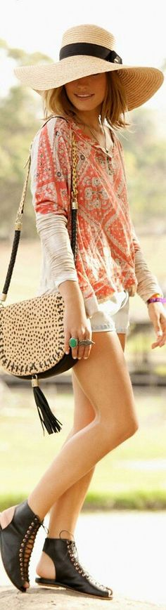 Pretty summer outfit♡