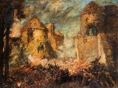 The Fall of Heidelberg