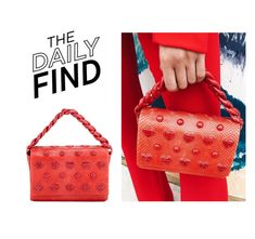 """Daily Find: Nancy Gonzalez Bag"" by polyvore-editorial ❤ liked on Polyvore featuring Nancy Gonzalez and DailyFind"