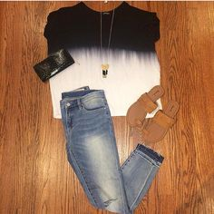 #ootd brand new items available on the website! #shopbluetique #heybluetique #summer #ombre