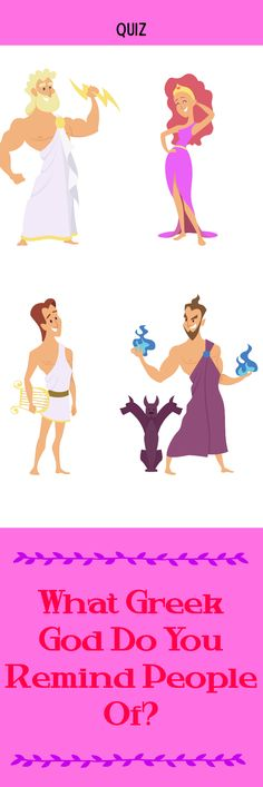 They were the greatest rulers in all mythology! The Greek gods are the most fearsome, bad ass, beautiful and downright devastating in all the pantheons; they're also the most popular. These beings fought for and with humans and have shaped much of our his Greek Memes, Freak Flag, When Im Bored, Fun Quizzes, Greek Gods, Weight Loss For Women, Greek Mythology, Percy Jackson, Fun Facts