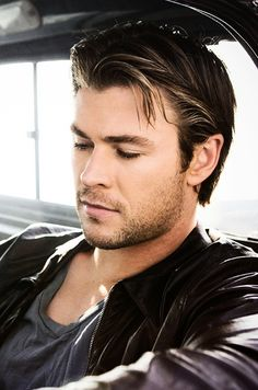 Chris Hemsworth. most beautiful man ever