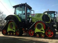 Big Tractors, Farming, Offroad, Cool Stuff, Vehicles, Ideas, Off Road, Vehicle
